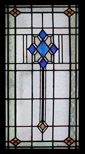 Circa 1900 spectacular victorian stained glass window for 1900 stained glass window