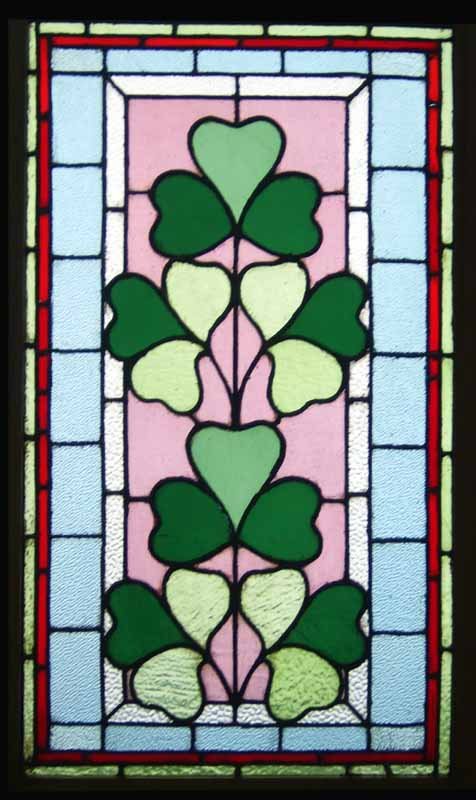 1076 beautiful tree antique window for 1900 stained glass window